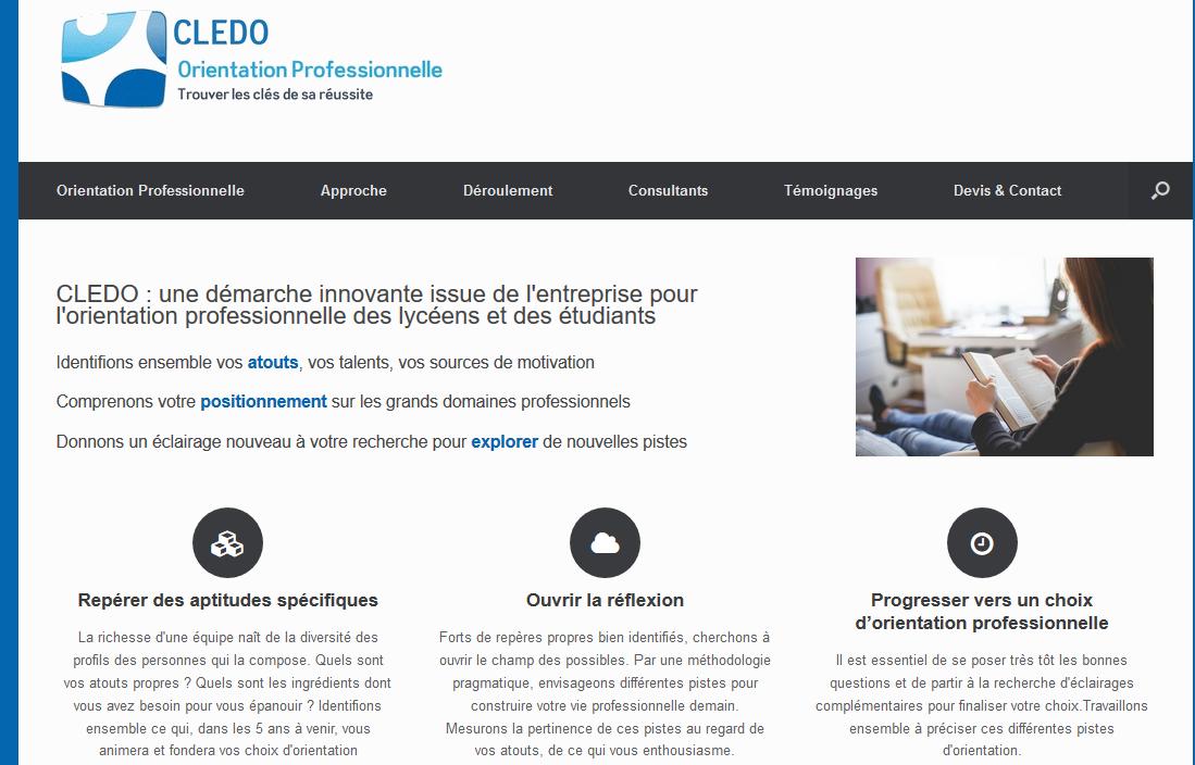Site CLEDO www.cledo.fr